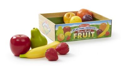Melissa Amp Doug Farm Fresh Fruit Set Of 9 School