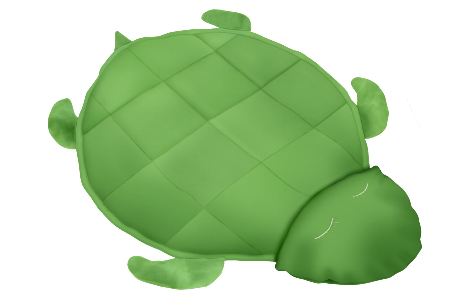 Covered In Comfort Weighted Fleece Turtle Blanket