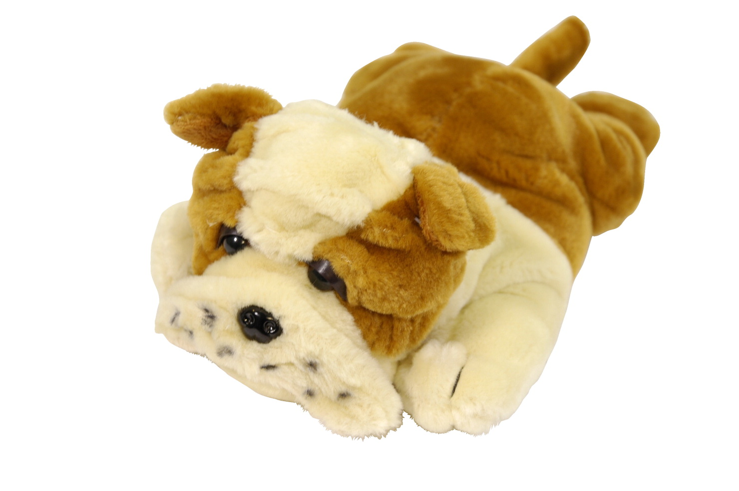Abilitations Small Weighted Bulldog, 5 lbs