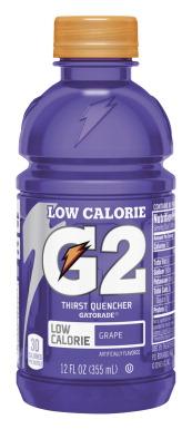 Walmart Call In Number >> Quaker Foods Gatorade G2 Grape Sports Drink, 12 oz, Purple ...