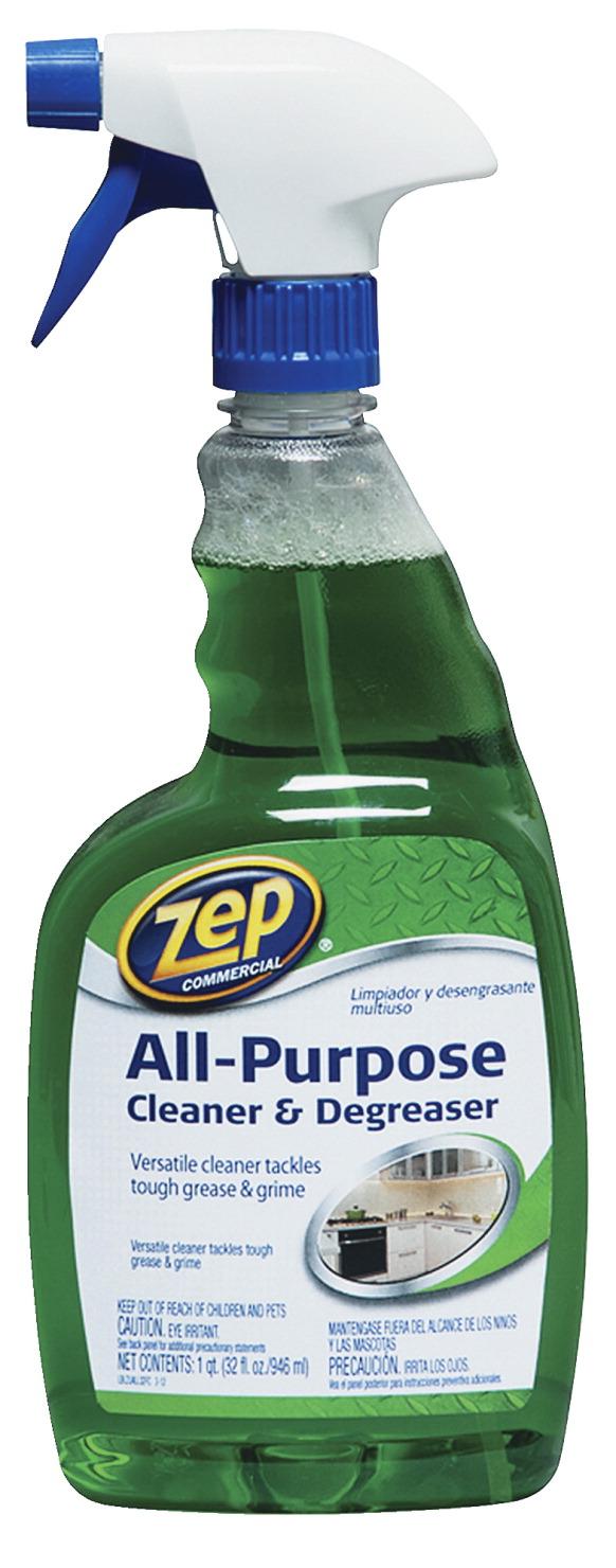 Zep Inc All Purpose Cleaner Degreaser 32 Oz Spray Bottle