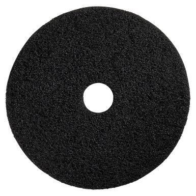 Genuine Joe Advanced Design Floor Pads 20 In Black