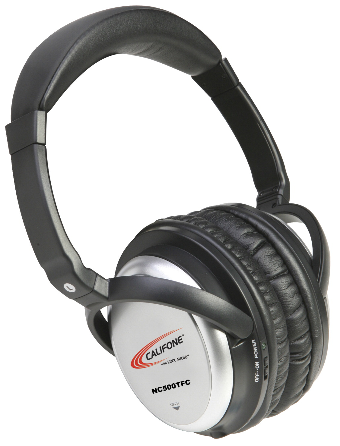 Califone NC500TFC Active Noise Cancelling Headphones with Storage Case
