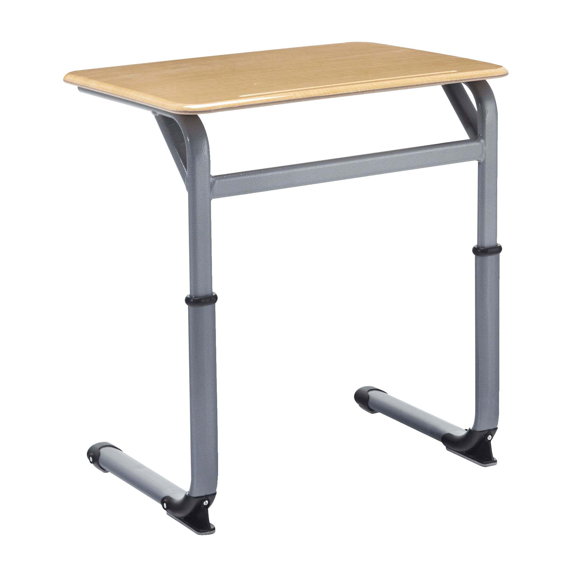 Elliptical Cantilever Desk