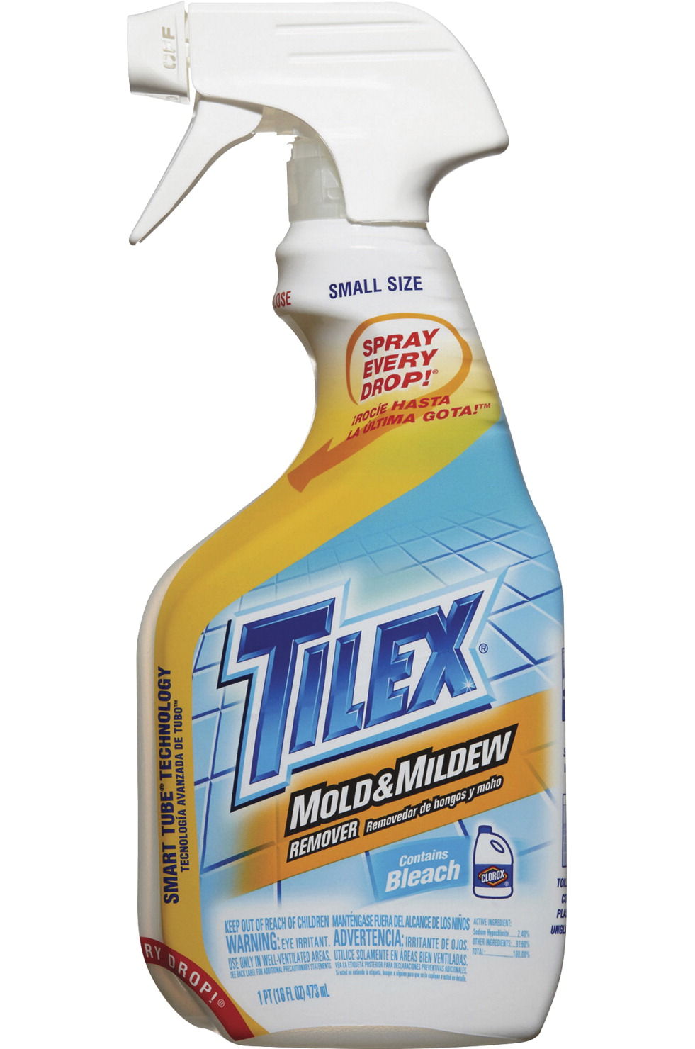 Clorox Tilex Mold Mildew Remover Spray 16 Ounces Clear 12 Per Carton Soar Life Products