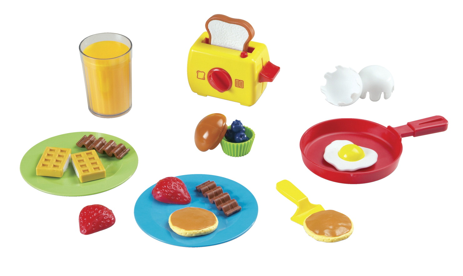 learning resources breakfast set
