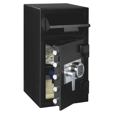 Sentry Depository Electronic Lock Safe School Specialty