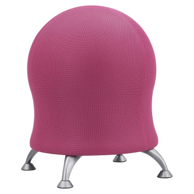 Safco Zenergy Ball Chair Pink School Specialty Marketplace