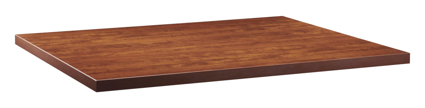 Lorell Modular Cherry Conference Tables Ft Starter Conference Top - 5 ft conference table