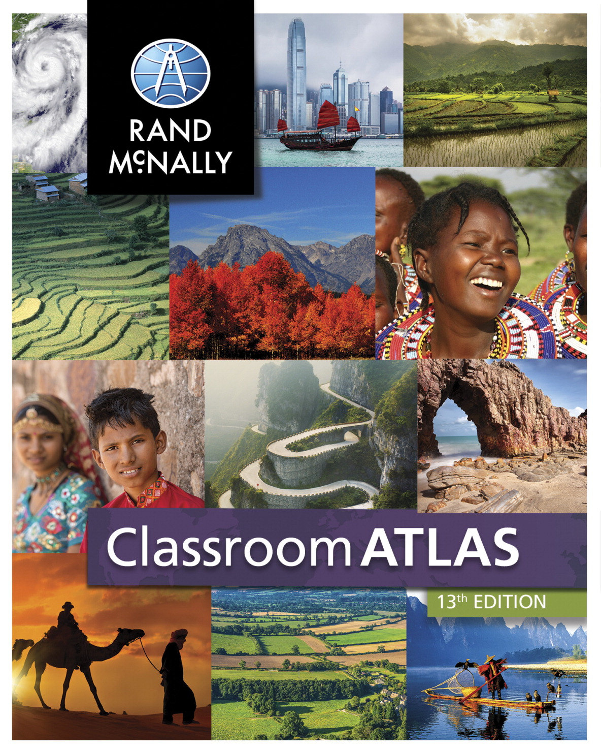 Rand Mcnally Classroom Atlas 13th Edition Canada Map Rand McNally Classroom Atlas   SCHOOL SPECIALTY CANADA