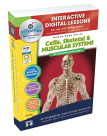 Classroom Complete Press Cells, Skeletal and Muscular Systems Interactive Whiteboard Lessons CD-ROM
