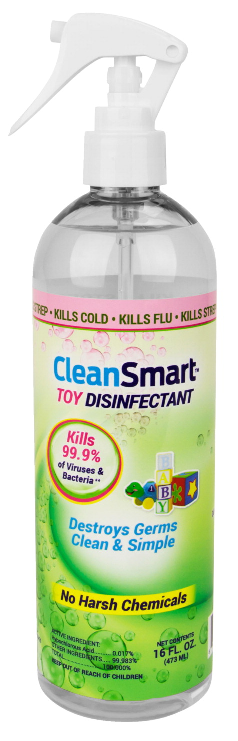 CleanSmart Toy Disinfectant, 16 oz