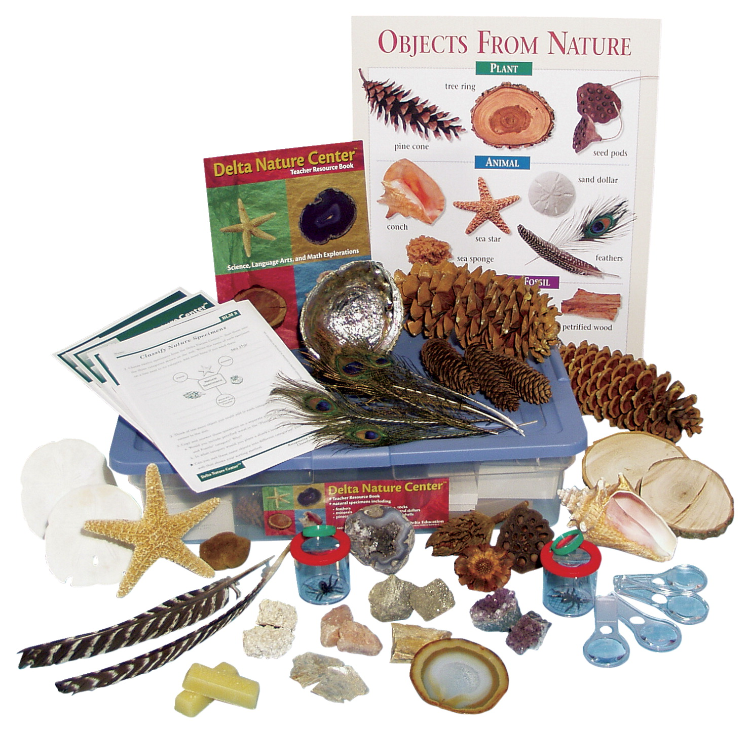 Delta Education Nature Center Kit