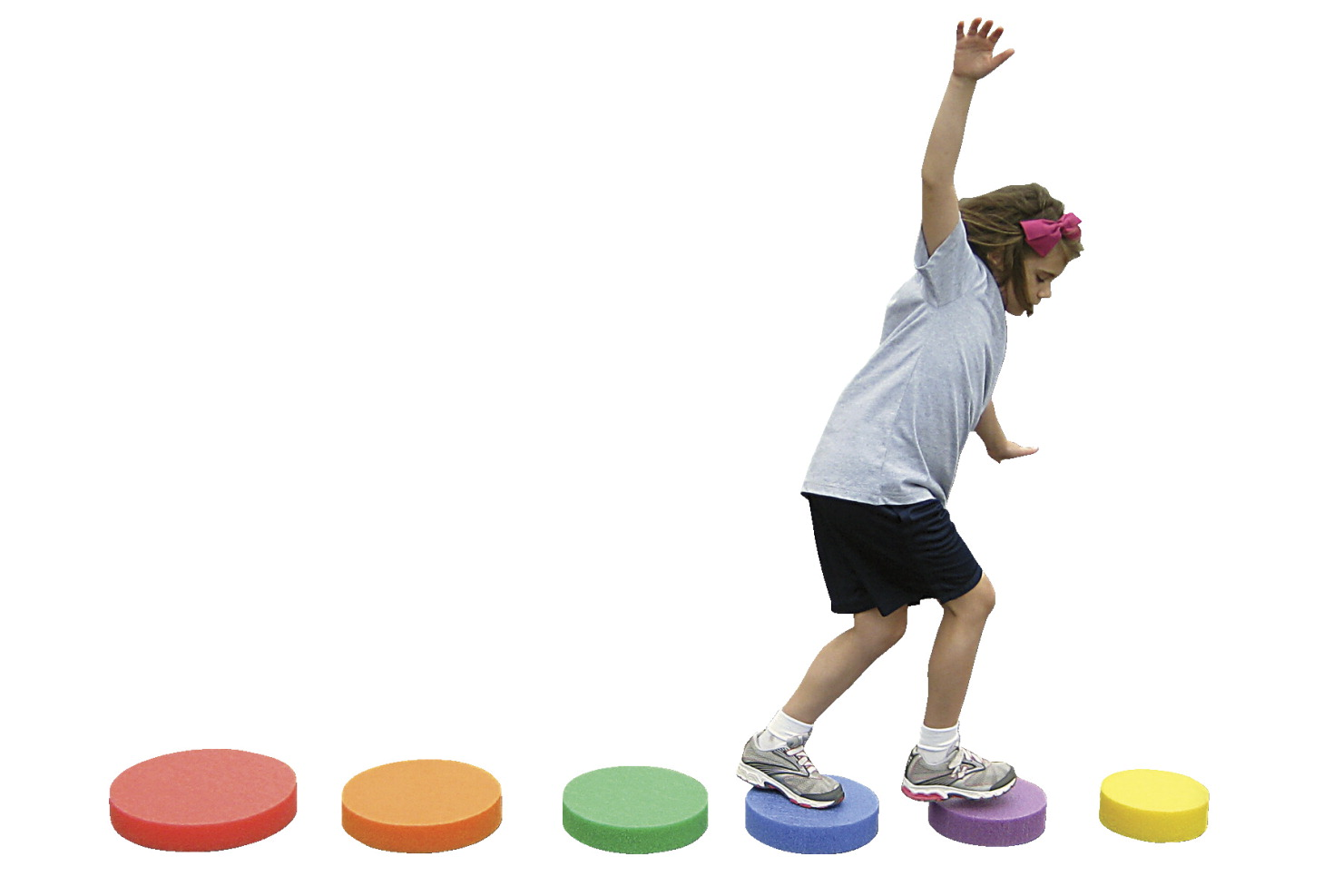 Pull-Buoy SkillSpots Challenge Set, 14 x 12 x 2-1/2 Inches, 6 Pieces