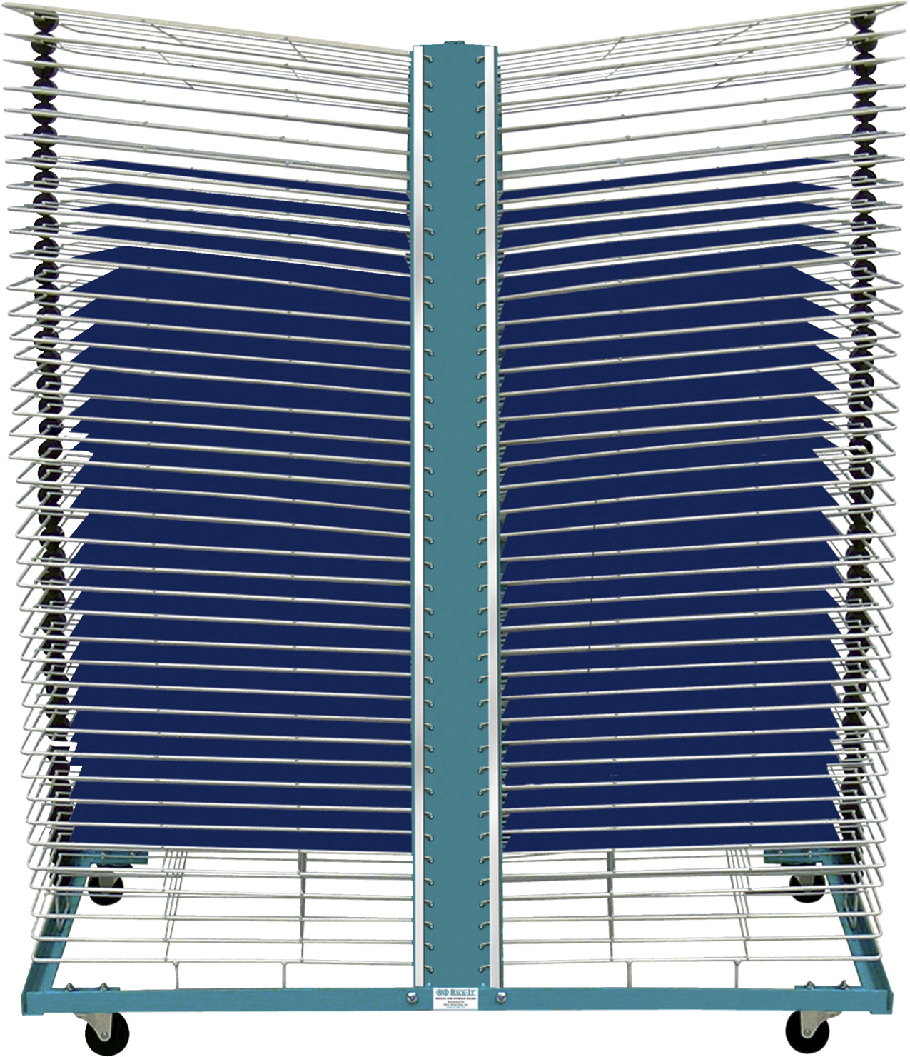 Sax All-Steel Double Sided Wire Drying Rack, 17 x 20 x 30 inches ...