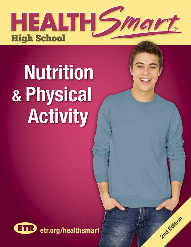 HealthSmart Nutrition & Physical Activity, Print Version, High School, 30 Workbooks