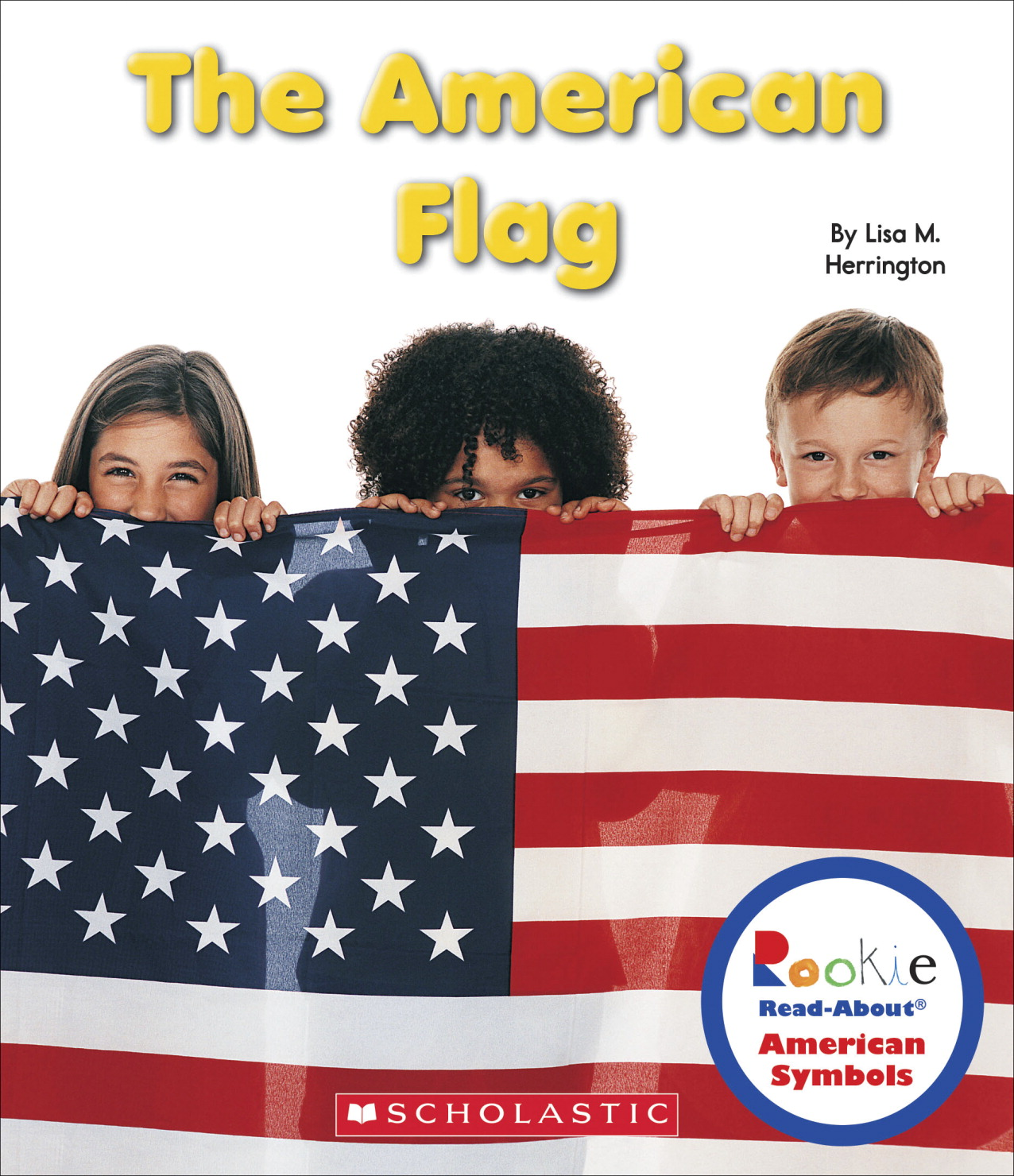 Scholastic The American Flag, 32 pages
