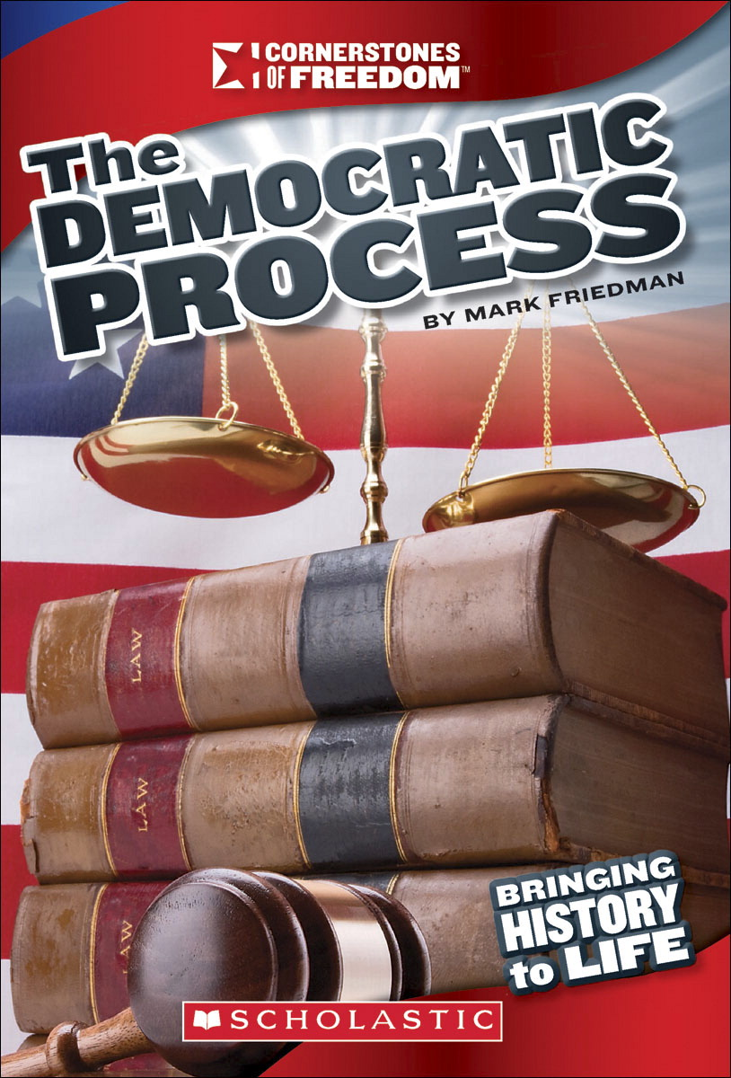 Scholastic The Democratic Processes, 64 pages