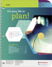 Premier Classic Middle School Student Planner, 8 x 10 Inches, Undated