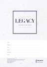 Premier Legacy Weekly Lesson Plan Book, 256 Pages, 2016 to 2017