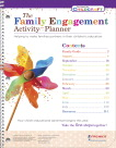 Premier Family Engagement Planner, 8 x 10 Inches, July 2016 to 2017 Academic Year