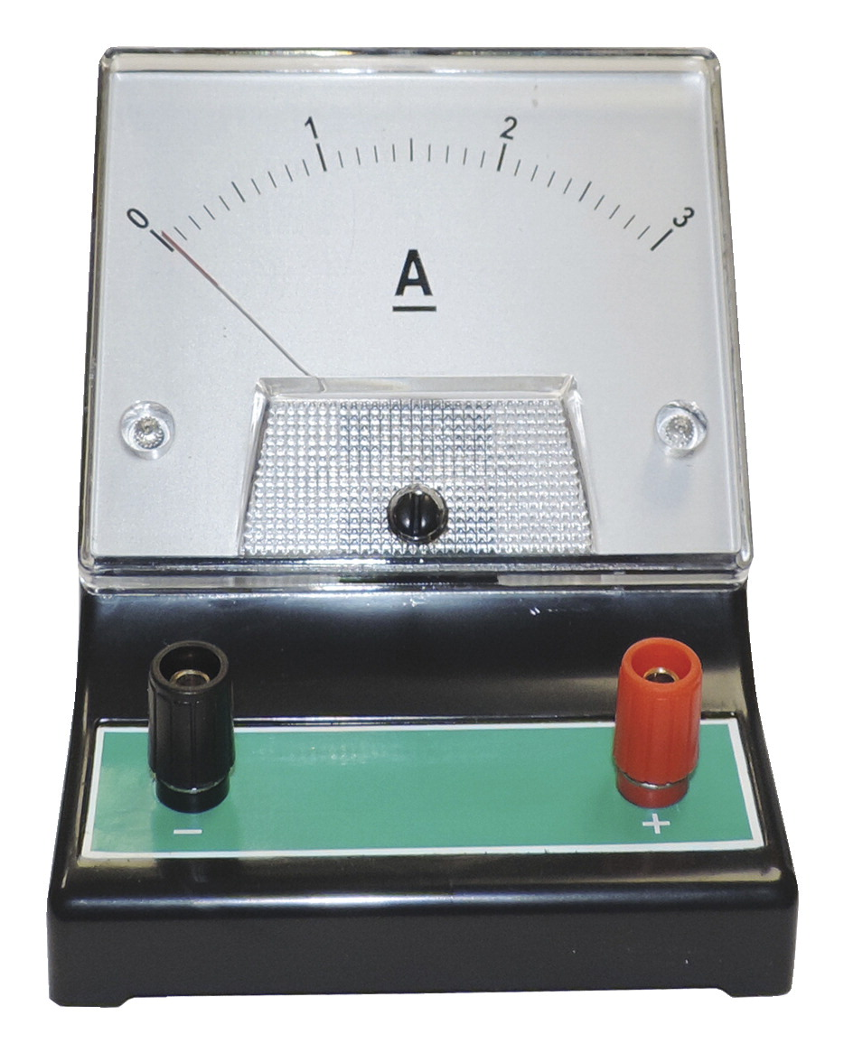Ammeter For Science : Dc ammeter frey scientific cpo science