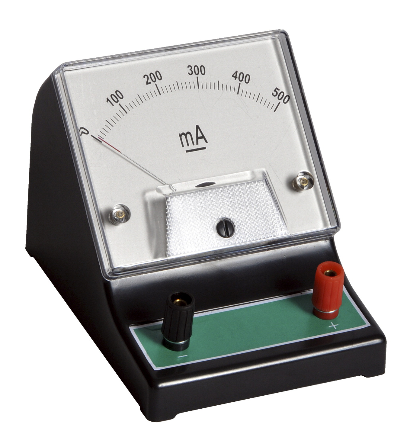 Ammeter For Science : Dc milliammeter frey scientific cpo science