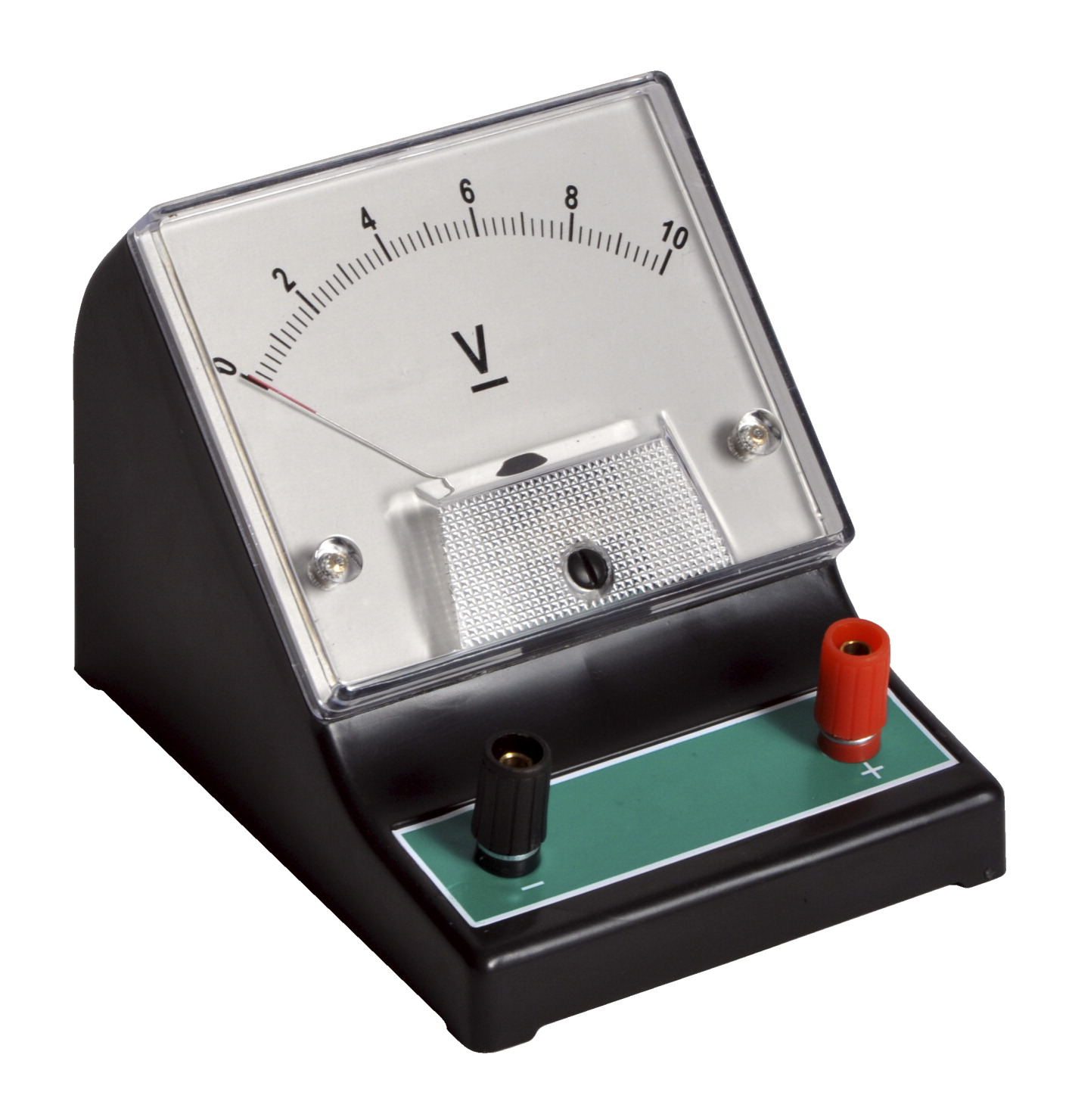 Ammeter For Science : Dc voltmeter frey scientific cpo science
