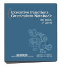 Premier Executive Functions Teacher Curriculum Notebook, High School, 2nd Edition