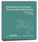 Premier Executive Functions Teacher Curriculum Notebook, Middle School, 2nd Edition