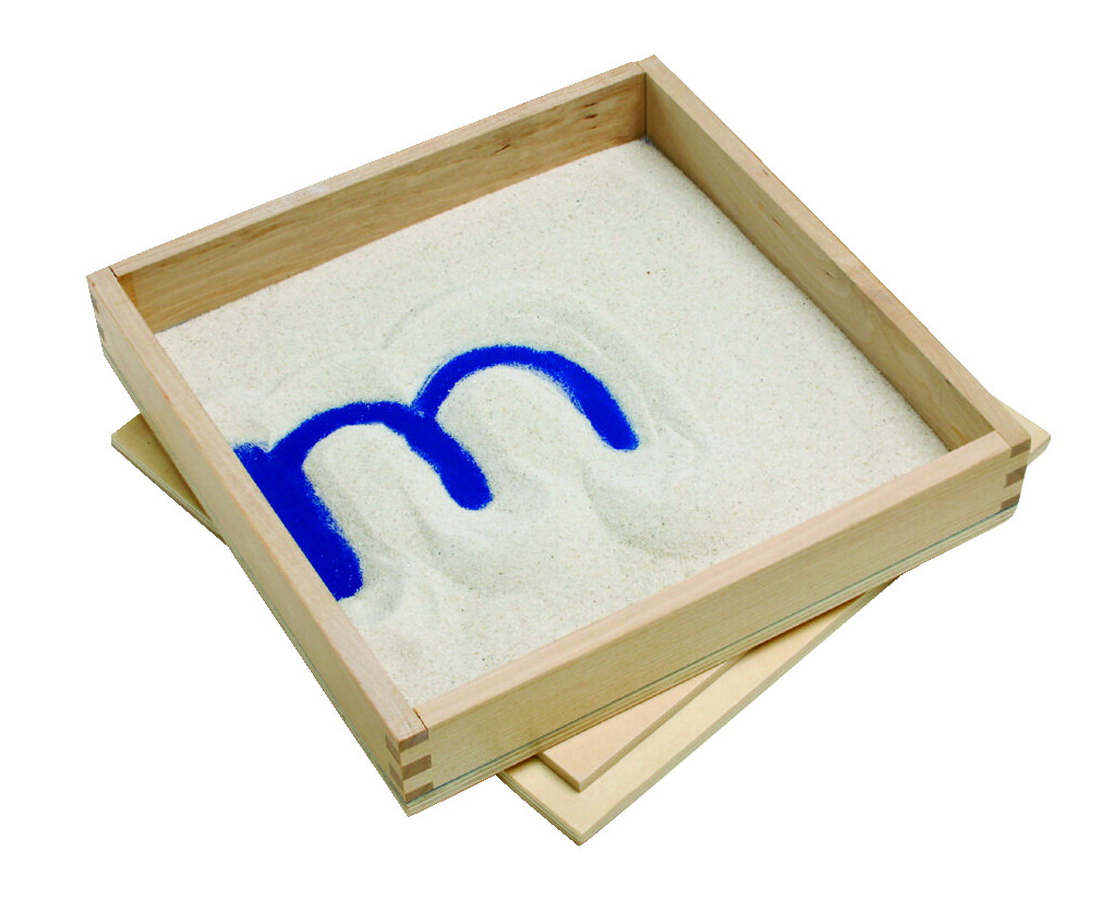 Primary Concepts Letter Formation Sand Trays Set Of 4