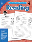 Carson-Dellosa Standards Based Connections Reading, Grade 4