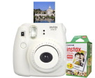 Fuji Instax Mini-8 Bundle, White