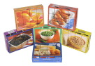 Stages Learning Food Group Wooden Cube Puzzle, Set Of 6