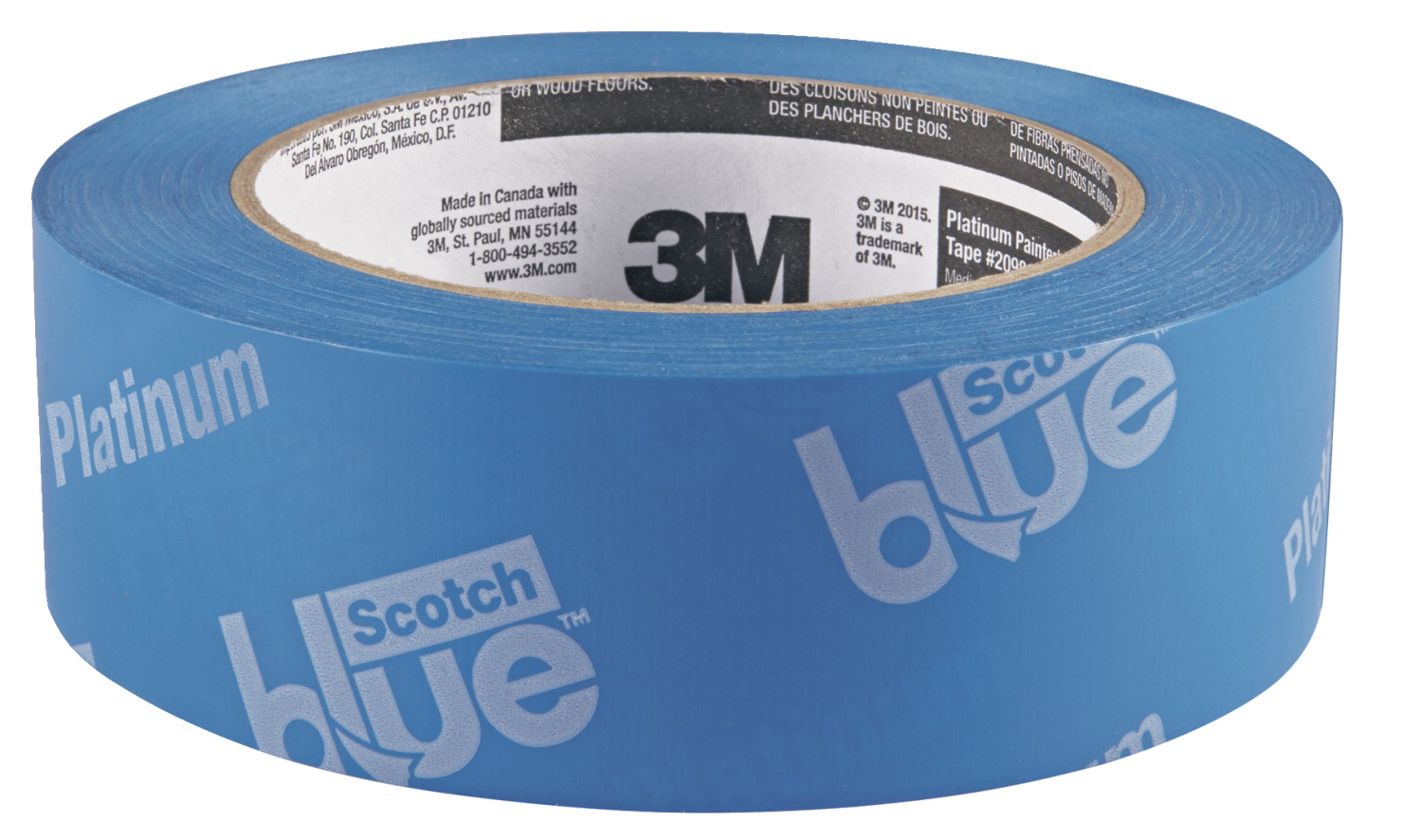 Scotchblue Platinum Painter 39 S Tape Inches X 45 Yards School Specialty Marketplace
