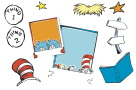 Eureka Dr. Seuss Selfie Fun Kit