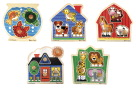 Childcraft Jumbo Knob Puzzle Set