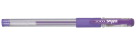 School Smart 12-PK Purple Gel Pen