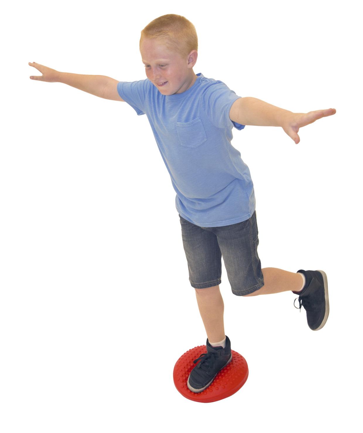 Gymnic Inflatable Junior Balance Cushion Soar Life Products