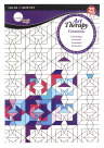 Simply Simmons Art Therapy Geometric Coloring Pad, 5-1/2 x 8 Inches
