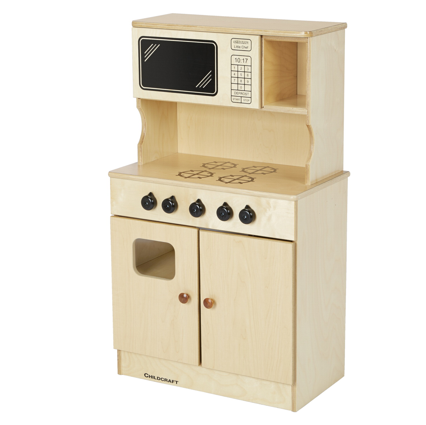 Stove and microwave school specialty marketplace for Child craft play kitchen