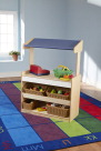 Childcraft Market Stand with Baskets