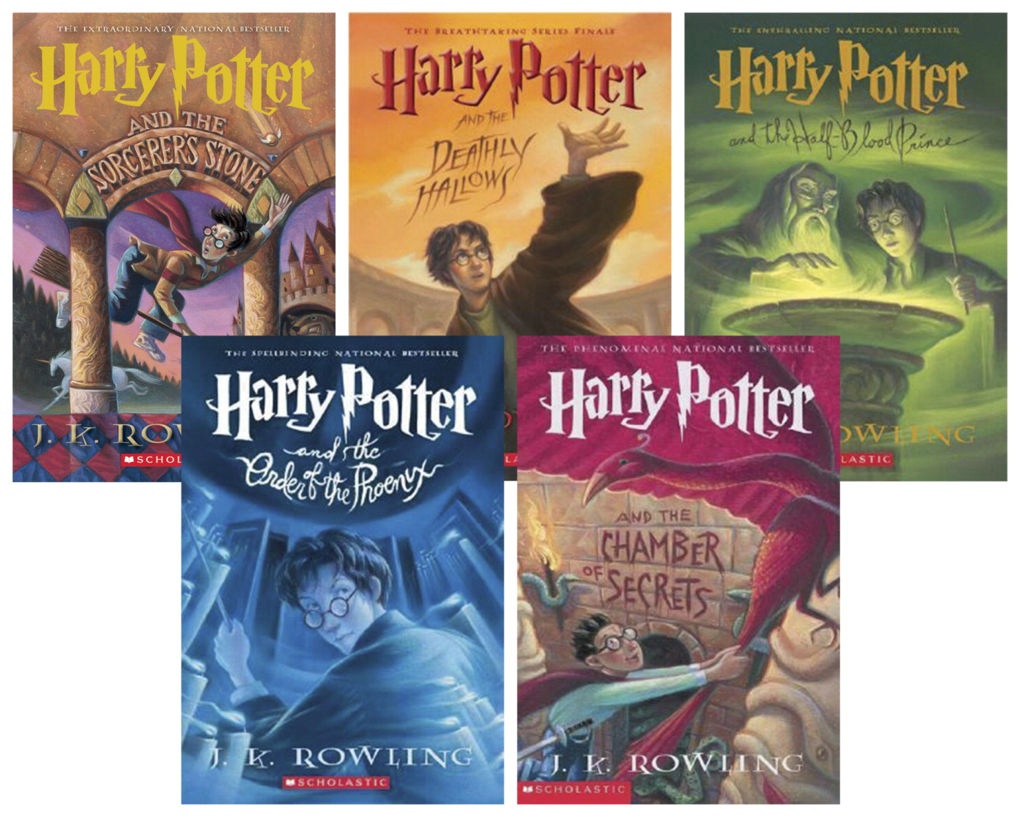 Harry Potter Book Grade Level : Book sets school specialty marketplace