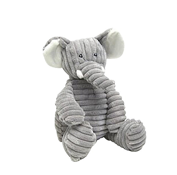 Abilitations Weighted Kordy Elephant, Sensory Solution, 3 Pounds