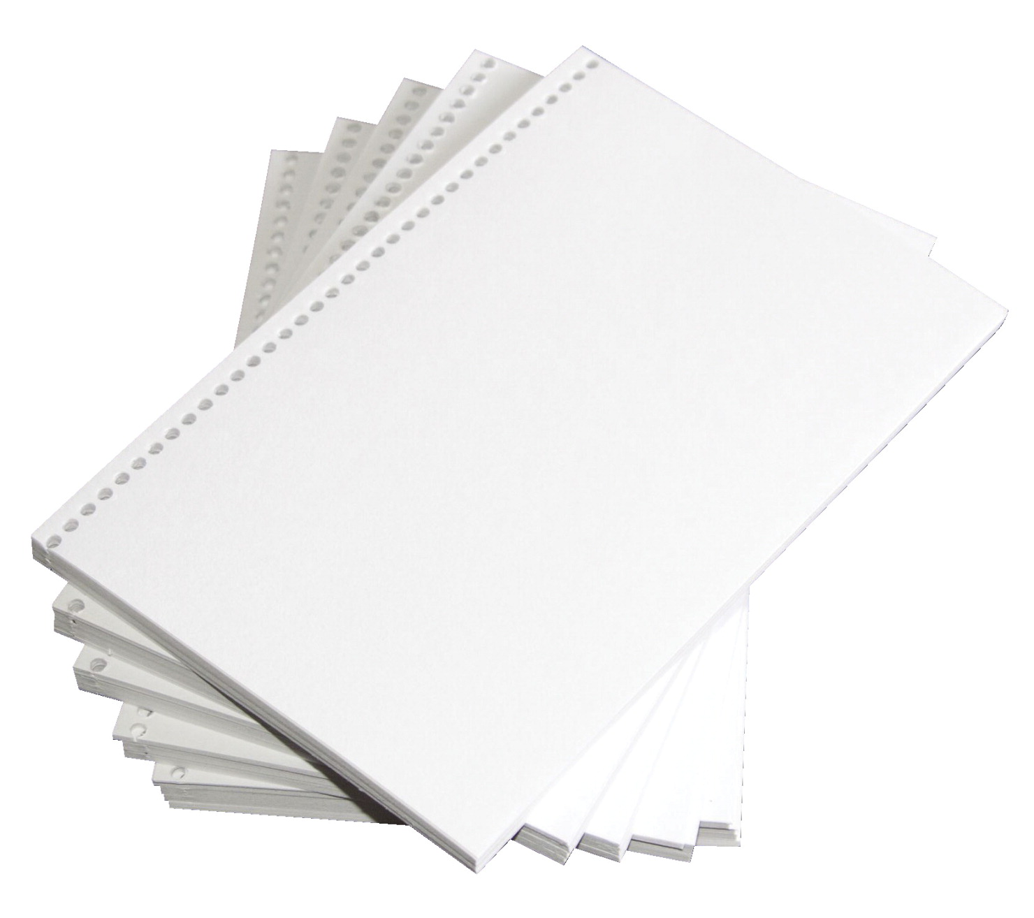 Book Making Pre-Punched Paper