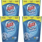 AJAX ProPax Single Dose Laundry Detergent Tablets, 14.10 oz