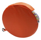 Senseez Vibrating Pillow, Orange Circle