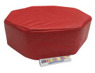 Senseez Vibrating Pillow, Red Octagon
