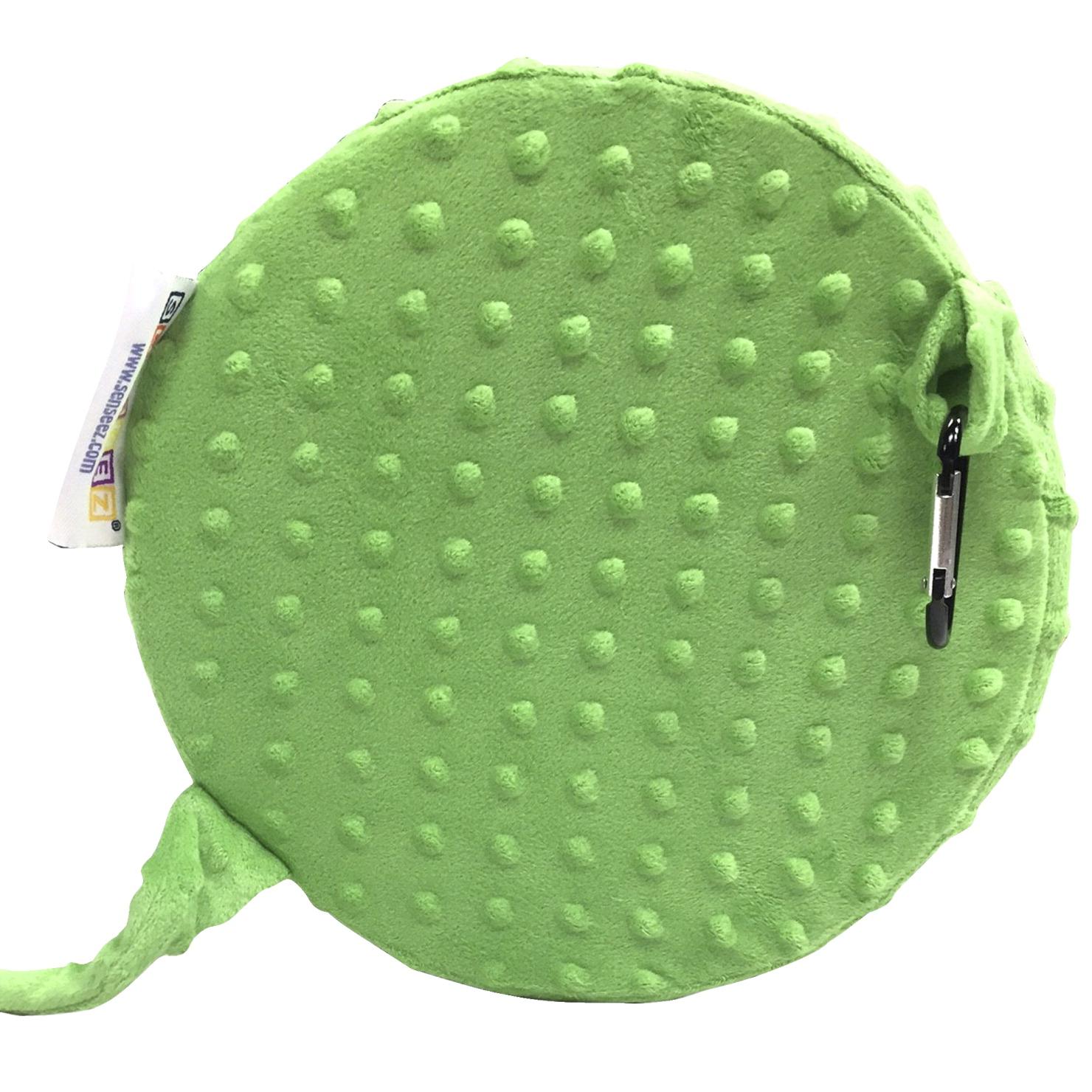 Senseez Vibrating Pillow, Bumpy Turtle - SCHOOL SPECIALTY MARKETPLACE