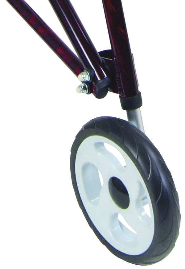Drive Medical 9-Inch Front Wheels for Nimbo Gait Trainer, Pair of 2